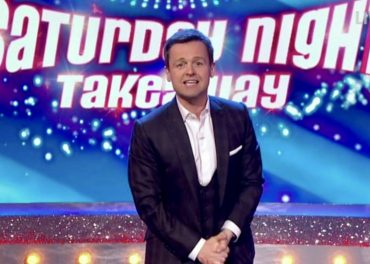 Saturday Night Takeaway: Dec Hosts Without Ant