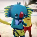 Mascot Borobi