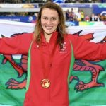 Jazz Carlin - Welsh swimmer