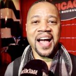 Cuba Gooding Jr & Ruthie Henshall Chicago West End Launch
