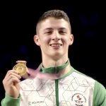 Northern Ireland's McClenaghan Wins Gold