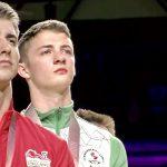 Max Whitlock beaten by Rhys McClenaghan