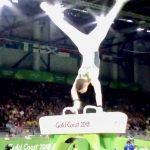 McClenaghan's outstanding performance