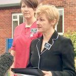 Dr Christine Blanshard - Salisbury District Hospital
