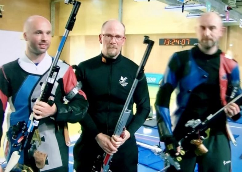 Commonwealth Games: Top 3 medals to UK 50m Rifle Prone