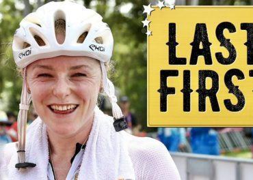 England's Last Wins Mountain Bike Gold