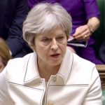 Theresa May Faces Parliament Over Syria Attack