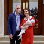 A Boy for Duchess of Cambridge and Prince William