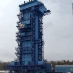 in the launch pad