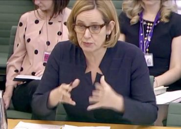Amber Rudd Regrets Not Recognising Systemic Problem Sooner