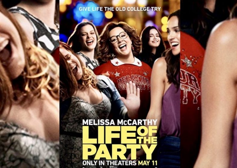 Life Of The Party Trailer