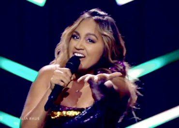 Eurovision: Jessica Mauboy - Australia