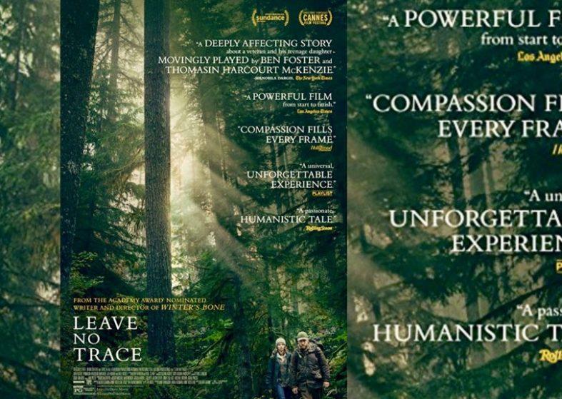 Leave No Trace Trailer