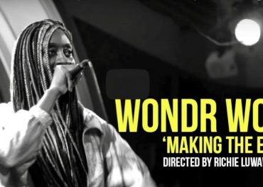 Wondr Woman: Making The EP
