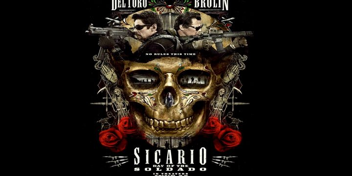 Sicario 2: Soldado Trailer