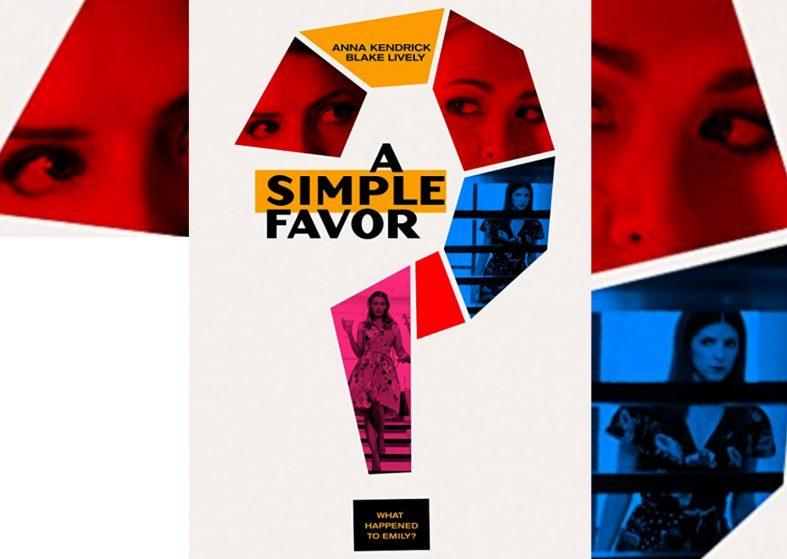 A Simple Favour Teaser Trailer