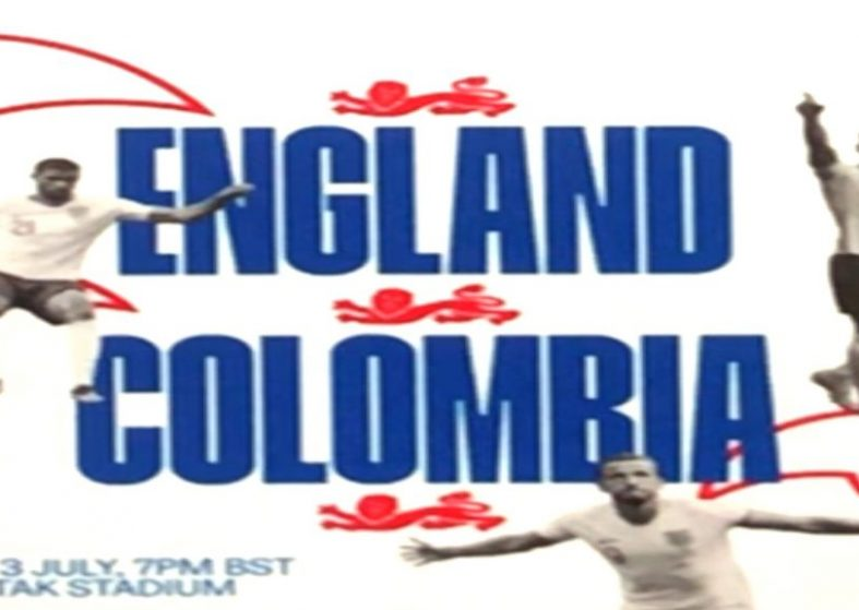 Looking Ahead to England v Colombia