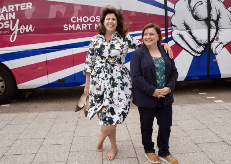 Smarter Meters Campaign Across Britain