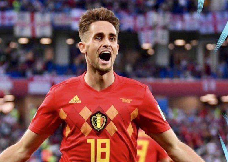 Belgium Beat England