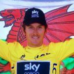 Geraint Thomas Seals Victory in Tour de France 2018