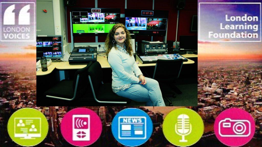 Winner Best Video LondonVoices18 - Atina Dimitrova