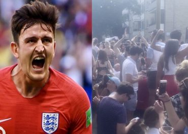 England In World Cup Semi Finals