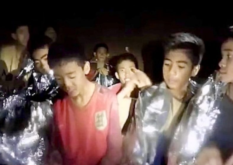 Thailand Cave Rescue - LIVE OVER