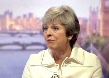 Donald Trump Tells Theresa May to Sue the EU