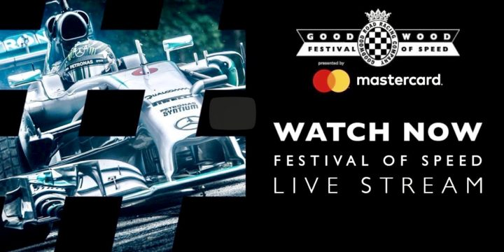 Goodwood Festival of Speed 2018 Live Stream