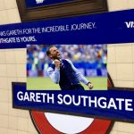 Gareth Southgate Underground Tribute