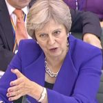 Theresa May Faces MPs Grilling LIVE