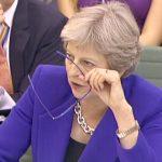 Theresa May exhausting