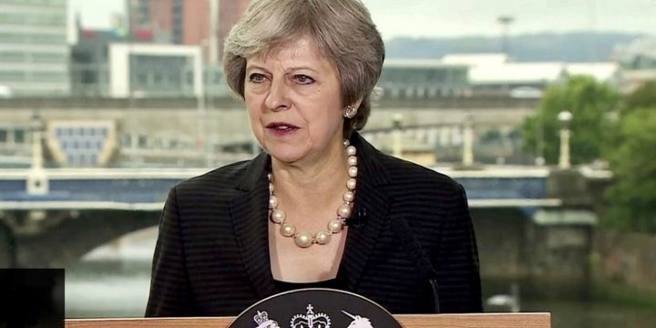 PM: No Hard Border In Northern Ireland