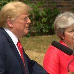 Donald Trump - Theresa May