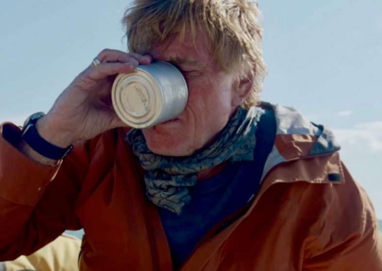 Robert Redford To Retire - All Is Lost Trailer
