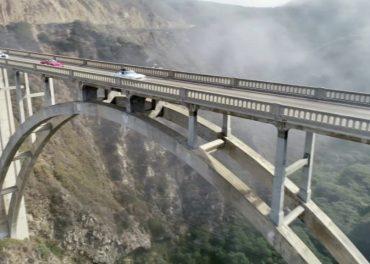 California Highway 1 Reopens