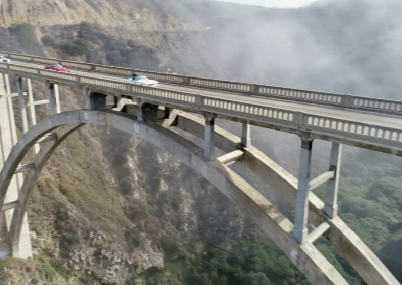 California Highway 1 Reopens