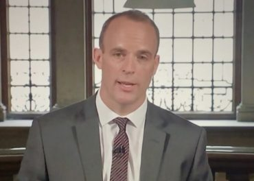 Dominic Raab Sets Out Plans For Brexit - Sky Replay