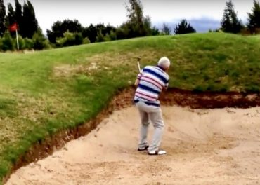 The Bunker Pro - Belfry Golf Day