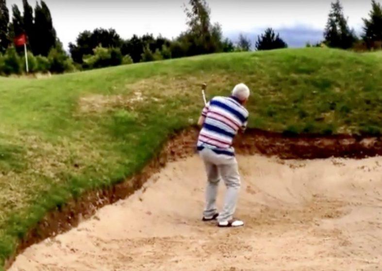 The Bunker Pro - Belfry Golf Day