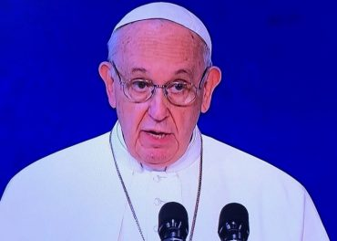 Pope's Ireland visit