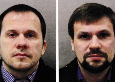 Theresa May Names Novichok Suspects