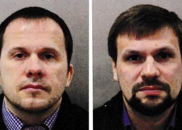 Theresa May Names Novichok Suspects