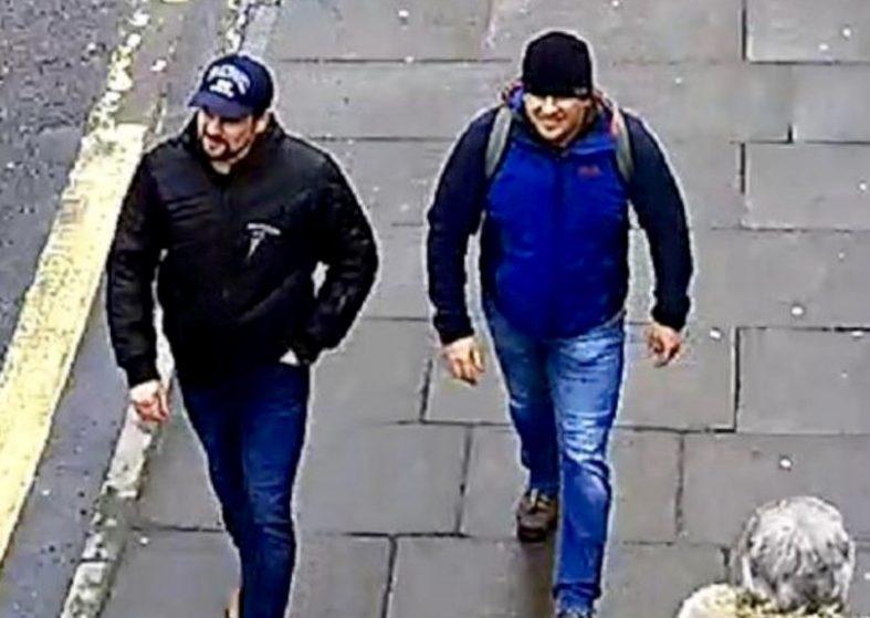 Novichok Attack The Suspects