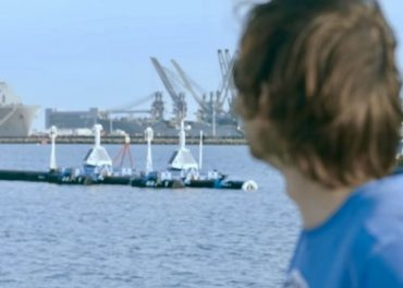 Launching The Ocean Cleanup