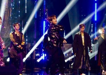 South Korean Boy Band BTS Make British TV Debut