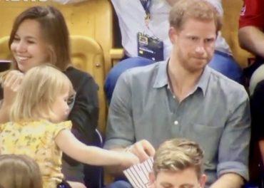 Prince Harry and Kids