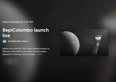 BepiColombo Launch LIVE October 20