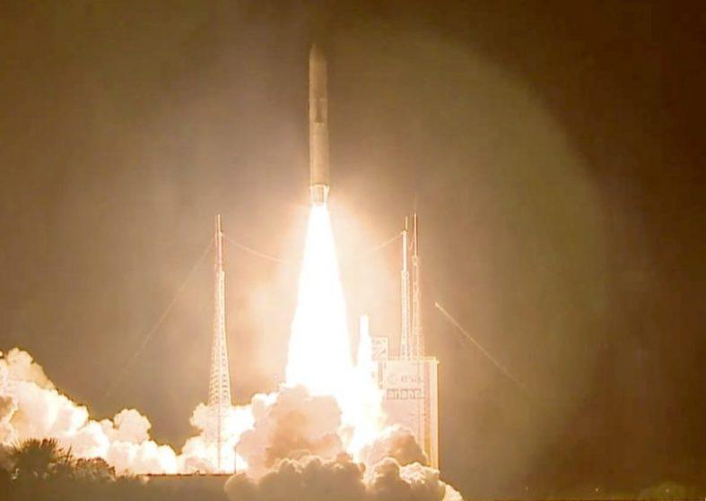 successful launch
