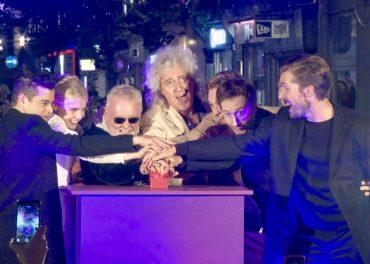 Bohemian Rhapsody Lights Up Carnaby Street